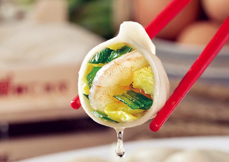 喜妙福虾仁水饺