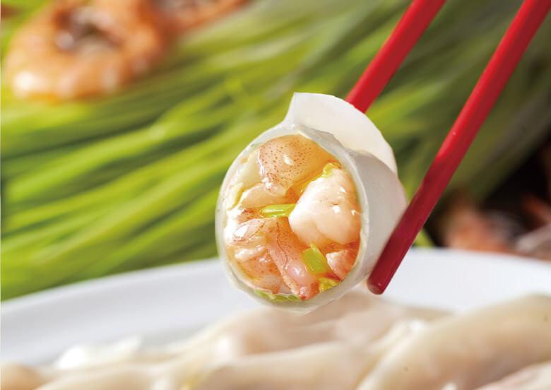 喜妙福水饺加盟优质好品牌更得消费者青睐