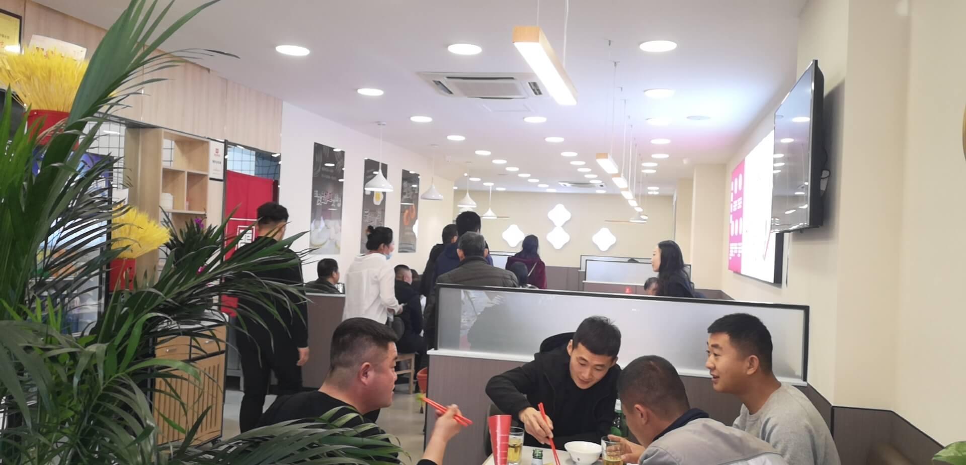 喜妙福水饺,我们是认真的--->青岛胶州店盛大开业