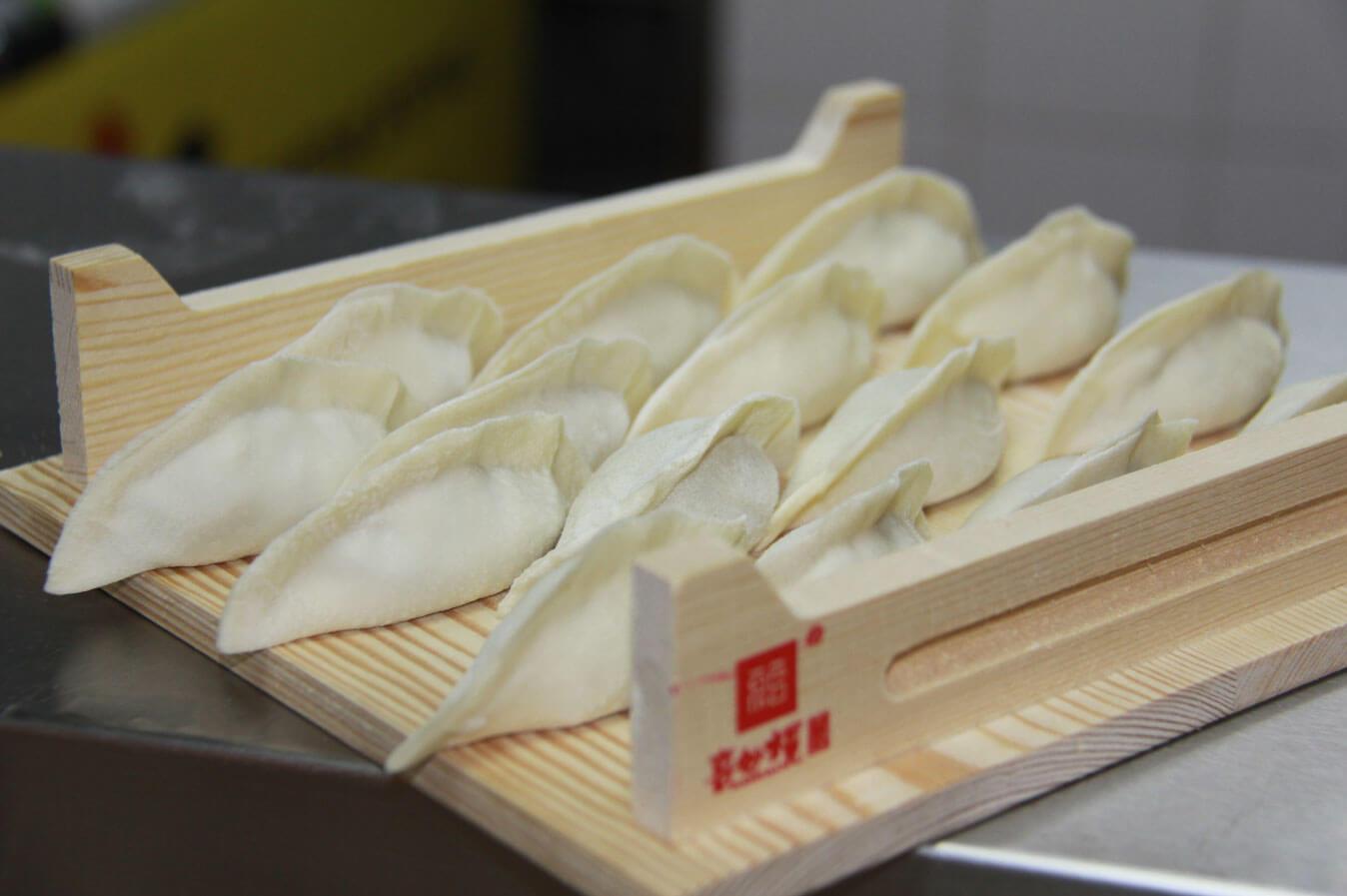 喜妙福水饺加盟专业化流程让创业更简单